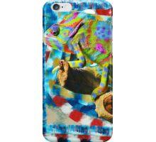 Chameleon iPhone Case/Skin