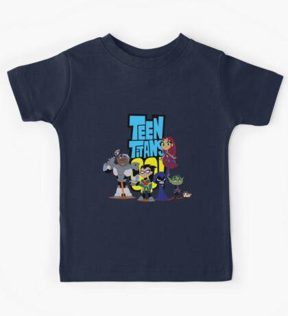 Teen Titans Go! Kids Tee
