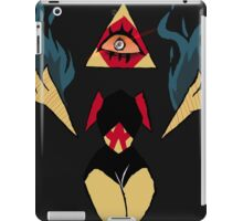 Triangle Lady iPad Case/Skin