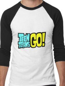 Teen titans go Men's Baseball ¾ T-Shirt