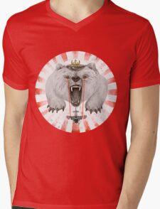 Power Mens V-Neck T-Shirt