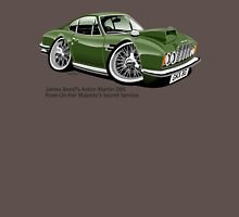 Aston Martin DBS from OHMSS Unisex T-Shirt