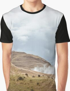 New Zealand Road Graphic T-Shirt