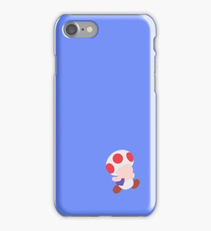 Mario Party (Toad) iPhone Case/Skin