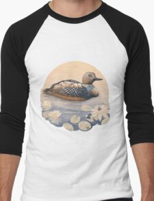 Mother Goose  Men's Baseball ¾ T-Shirt