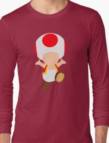 Toad (Red) Long Sleeve T-Shirt