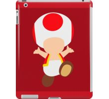 Toad (Red) iPad Case/Skin