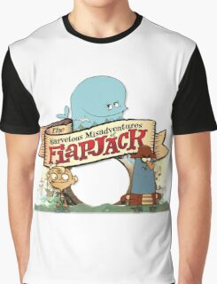 Flapjack Graphic T-Shirt