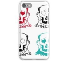 The Mullet iPhone Case/Skin