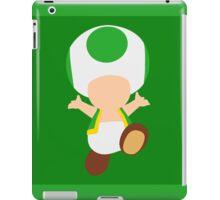 Toad (Green) iPad Case/Skin