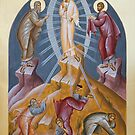 Transfiguration of Christ by ikonographics