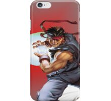 Ryu from Street Fighter iPhone Case/Skin