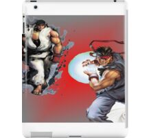 Ryu from Street Fighter iPad Case/Skin