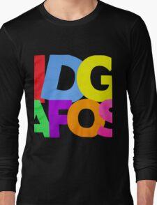 IDGAFOS Dillon Francis Long Sleeve T-Shirt