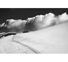 in the Ore Mountains Photographic Print