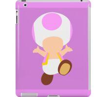 Toad (Pink) iPad Case/Skin