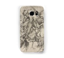Devil's game Samsung Galaxy Case/Skin