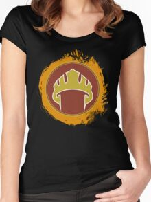 Lord's Alliance Logo Women's Fitted Scoop T-Shirt
