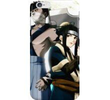 Zabuza & Haku iPhone Case/Skin