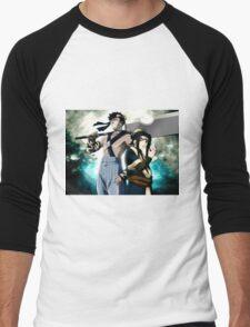 Zabuza & Haku Men's Baseball ¾ T-Shirt