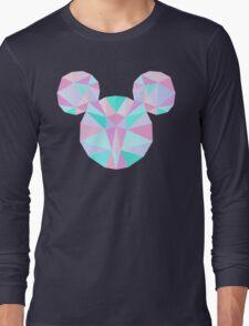 Crystal Mouse Long Sleeve T-Shirt