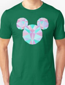 Crystal Mouse Unisex T-Shirt
