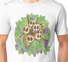 Monkey Loris Family Unisex T-Shirt
