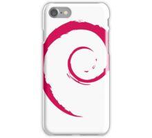 Debian Linux iPhone Case/Skin