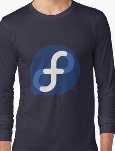 FEDORA LINUX Long Sleeve T-Shirt