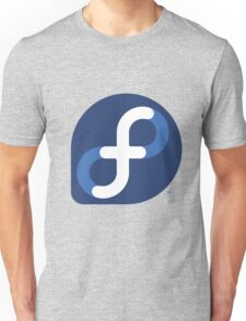 FEDORA LINUX Unisex T-Shirt