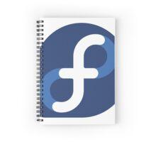 FEDORA LINUX Spiral Notebook