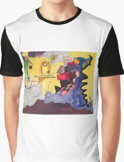 Kandinsky Reprise Graphic T-Shirt