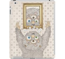 Friend Monster iPad Case/Skin