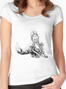 Gyro Captain Women's Fitted Scoop T-Shirt