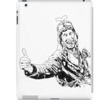 Gyro Captain iPad Case/Skin