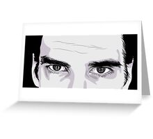 Nick Cave Portrait Greeting Card