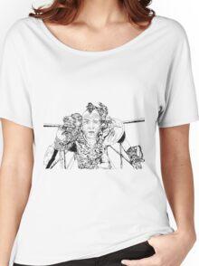 Wez Women's Relaxed Fit T-Shirt