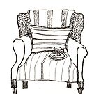 Study of a chair by HeidiArts