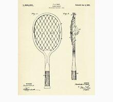 Tennis Racket-1927 Unisex T-Shirt