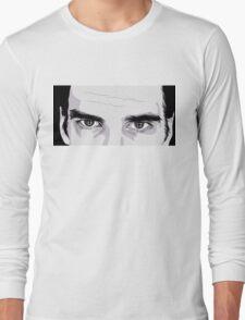 Nick Cave Portrait Long Sleeve T-Shirt