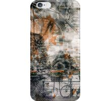 City-Art AMSTERDAM Bicycles  iPhone Case/Skin