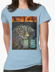 Underworld Womens Fitted T-Shirt