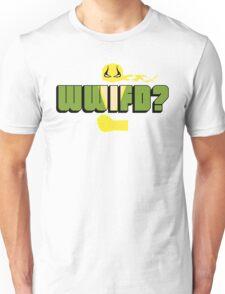 WWIFD? Unisex T-Shirt