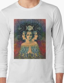 PSYCHEDELIC India Long Sleeve T-Shirt