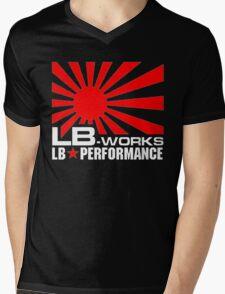 LB PERFORMANCE : GIFT Mens V-Neck T-Shirt