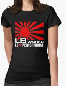 LB PERFORMANCE : GIFT Womens Fitted T-Shirt