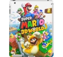 Super Mario 3D iPad Case/Skin