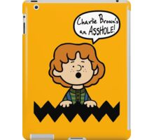 BILLY WILKINS! LANGUAGE! iPad Case/Skin
