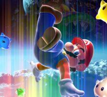Super Mario Galaxy Sticker