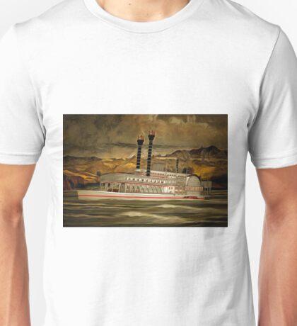 The Robert E Lee Paddle Wheeler Unisex T-Shirt